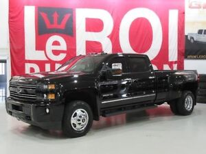 Chevrolet Silverado 3500HD LT BLACK PACK DURAMAX 6X6 2016