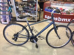 Barely Used Norco Yorkville Hybrid Bicycle @ Sam's Bike Shop