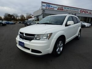 2012 Dodge Journey 7 PASSENGER,BLUETOOTH,NO ACCIDENTS 1-OWNER