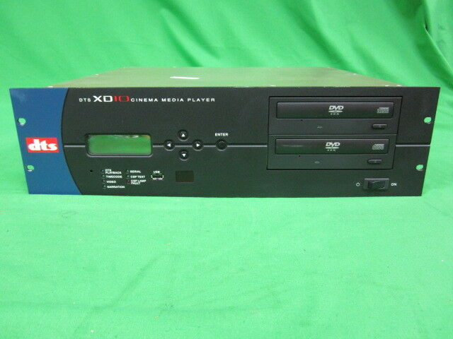 XD-10  DTS  35 or 70mm  Stereo Cinema Processor Clean!