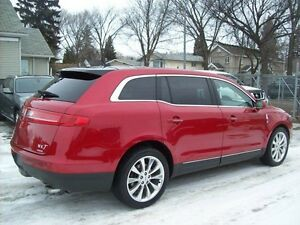 2010 Lincoln MKT AWD-7PASS-LEATHER-PANOROOF-NAVI Edmonton Edmonton Area image 9