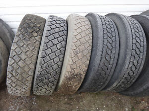 USED Commercial tires for sale