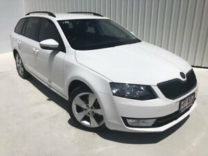 2015 Skoda Octavia NE MY16 Ambition DSG 110TSI Candy White 7 Speed Sports Automatic Dual Clutch Mundingburra Townsville City Preview