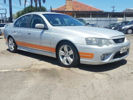2007 Ford Falcon BF Mk II XR6 Silver 4 Speed Sports Automatic Sedan Blair Athol Port Adelaide Area Preview