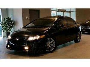 2008 Honda Civic Sdn Si **BRAND NEW BRAKES-TIRES-CLUTCH**