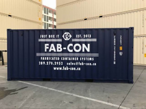 New & Used Steel Shipping Containers - Rent or Purchase