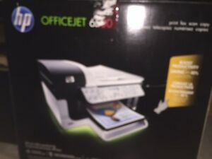 HP PRINTER with new ink included