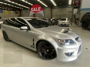 2010 Holden Special Vehicles ClubSport E Series 3 R8 Tourer Silver 6 Speed Sports Automatic Wagon