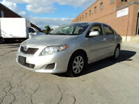 2009 Toyota Corolla CE *LOW KM's, CARPROOF AVAILABLE*