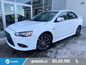 2015 Mitsubishi Lancer GT LEATHER SUNROOF SPORTY & SOPHISTICATED