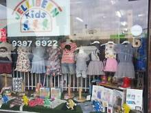 SET UP YOUR OWN business A KIDS SHOE SHOP with us Williamstown Hobsons Bay Area Preview