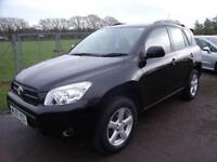 TOYOTA RAV4 XT3 D-4D Black Manual Diesel, 2007