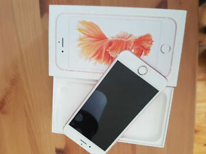 IPHONE 6S , 64 GB , ROSE GOLD , VIDEOTRON PARFAITE CONDITION