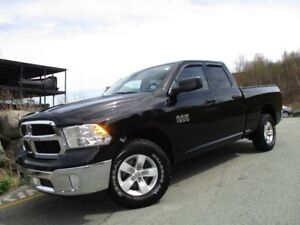 2013 RAM 1500 SXT  (4.7L V8, AUTOMATIC, A/C, POWER EQUIPMENT, AL