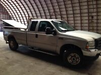 2004 Ford F-250 SUPERduty Tailgate electric