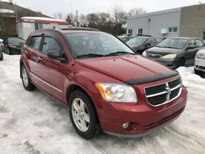 2007 Dodge Caliber model RT -cuire -toit-MAGS