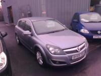 2009 59 reg Vauxhall Astra 1.6 16v ( 115ps ) SXi 5 door hatch back