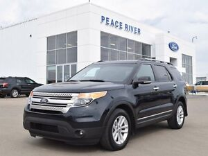 2014 Ford Explorer XLT! NO ACCIDENTS! 100% APPROVED!