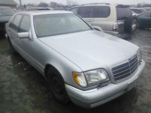 MERCEDES BENZ S CLASS (1992/1999 FOR PARTS PARTS ONLY