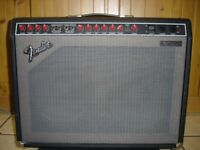 "Fender "" The Twin"" Guitar Amplifier"