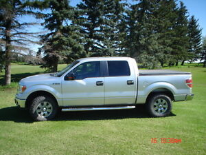 2011 Ford F-150 SuperCrew xlt Pickup Truck LOWERED PRICE