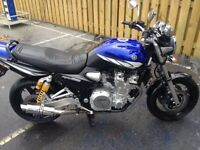 YAMAHA XJR 1300 ONLY 10,000 MILES MINT CONDITION