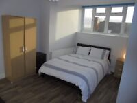High quality furn'd 2nd (top) flr spacious room in shared house (total 5 rms). All bills inc + WiFi