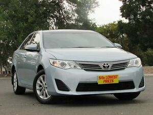 2012 Toyota Camry ASV50R Altise Silver 6 Speed Sports Automatic Sedan Blair Athol Port Adelaide Area Preview