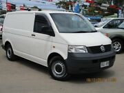2006 Volkswagen Transporter T5 MY06 Low Roof White 6 Speed Sports Automatic Van Gepps Cross Port Adelaide Area Preview