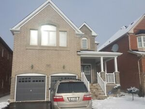 Detached four bedroom home Harmony and Coldstream Oshawa Ont.