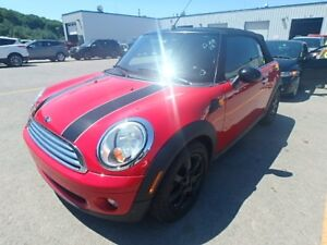 2010 MINI Mini Cooper Convertible Convertible, 6 speed, clean ca