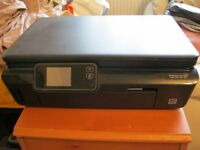 HP 5520 wifi all in one printer scanner