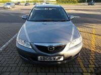 MAZDA 6 2.0 TS2 5 DOOR HATCHBACK 05 REG,, TRADE IN CAR TO CLEAR,, MOT NOVEMBER 28TH 2018