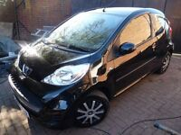 2010 PEUGEOT 107 EXCELLENT FOR NEW DRIVER
