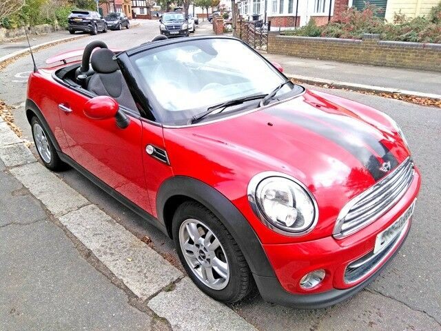 2017 Mini Cooper Roadster 2 Seater Convertible 1 6 Only 60k Miles Like Mazda Mx5 Audi Tt Bmw