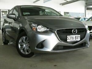 2018 Mazda 2 DJ2HAA Neo SKYACTIV-Drive Silver 6 Speed Sports Automatic Hatchback Edwardstown Marion Area Preview