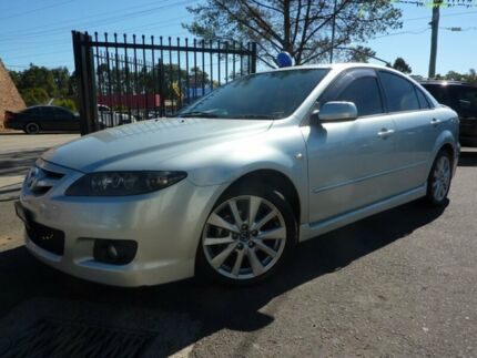 2006 Mazda 6 GG 05 Upgrade Luxury Sports 5 Speed Auto Activematic Hatchback North St Marys Penrith Area Preview