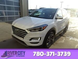 2019 Hyundai Tucson ULTIMATE AWD LEATHER SEATING SURFACES,FRONT