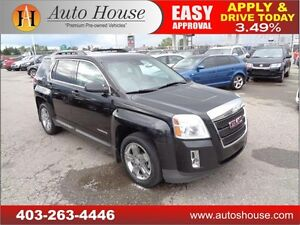 2013 GMC Terrain SLT-1 AWD, LEATHER
