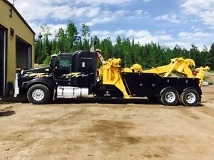1999 Kenworth T 800 w/ Century 9055 Heavy Wrecker