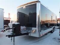 The ultimate multi purpose cargo & RV toy hauler - Camper Cargo