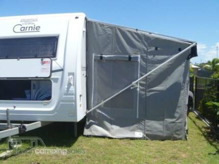 Caravan 21ft but,16ft6 light weight ,electric double bed,ensuite Lota Brisbane South East Preview