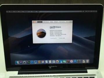 Macbook Pro Apple, A1278, mid-2012