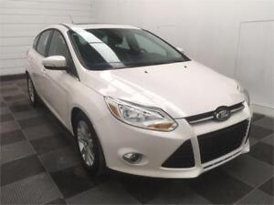 2012 Ford Focus SEL Leather! Heated Seats! Navigation! Sun Roof!