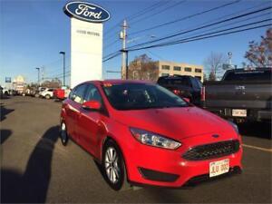 2015 Ford Focus SE (1.9% Interest = $57 a week!)