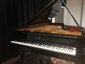Steinway&Sons model C, from 1991