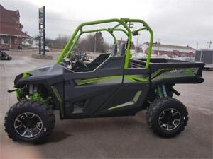 Pick your gift SALE^2018 Textron Arctic Cat Havoc X Side by Side