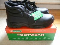 Men Protective Footwear - NEW