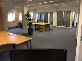 3rd Floor Office Space To Rent - Prime Location in Hammersmith