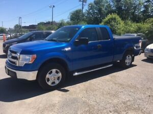 2013 Ford F-150 XLT XLT, ELECTRIC GROUP,SIDE-STEPS,3.7 L ENGINE,